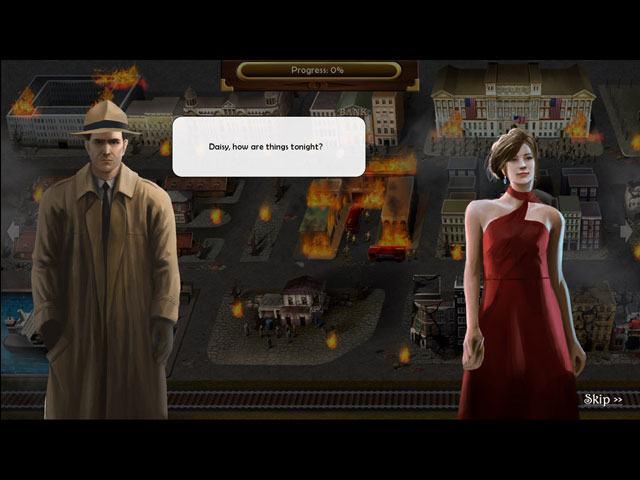 Crime Stories: Days Of Vengeance Screen_2