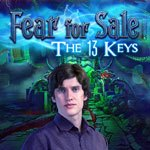 Fear For Sale: The 13 Keys