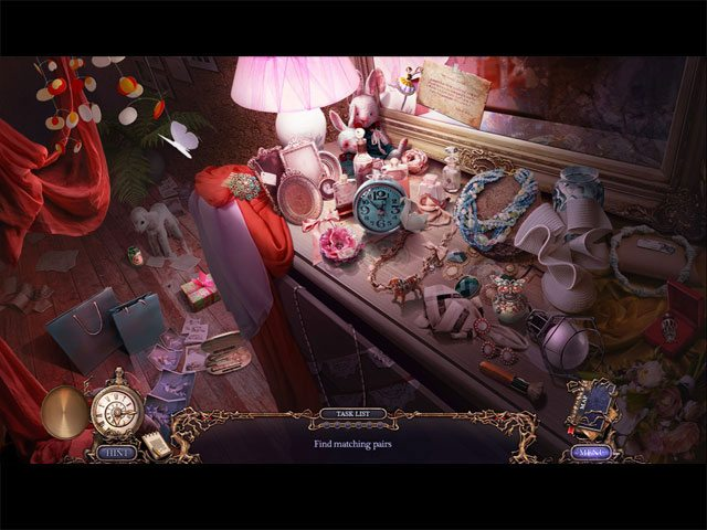 Grim Tales: Color of Fright Collector's Edition large screenshot