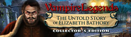 Vampire Legends: The Untold Story of Elizabeth Bathory CE screenshot