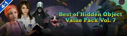 Best of Hidden Object Value Pack Volume 7 screenshot