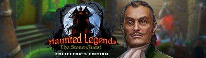 Haunted Legends: Stone Guest Collector's Edition screenshot