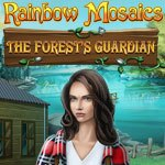 Rainbow Mosaics - The Forest's Guardian