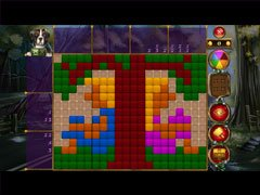 Rainbow Mosaics - The Forest's Guardian thumb 1