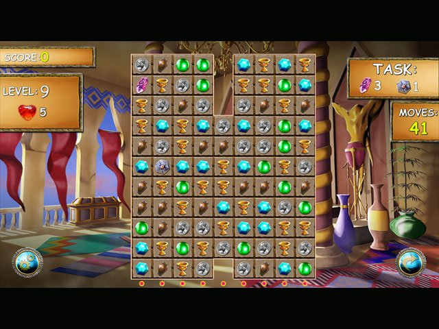 Treasures of Persia large screenshot