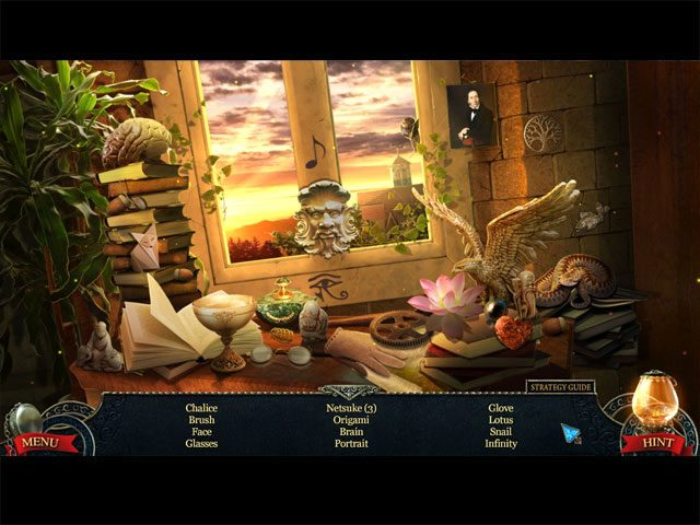 Midnight Mysteries: Ghostwriting Collector's Edition large screenshot