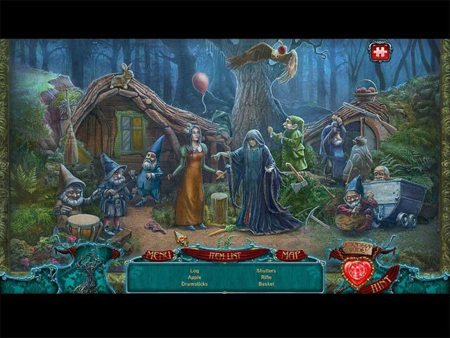 Reveries: Soul Collector Collector's Edition large screenshot
