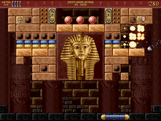 Bricks of Egypt large screenshot