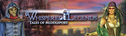 Whispered Legends: Tales of Middleport screenshot