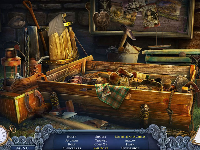 Whispered Legends: Tales of Middleport large screenshot
