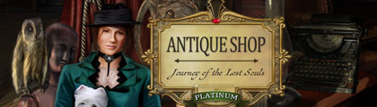 Antique Shop: Journey of the Lost Souls Platinum Edition screenshot