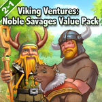 Viking Ventures: Noble Savages Value Pack