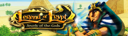 Legend of Egypt: Jewels of the Gods screenshot