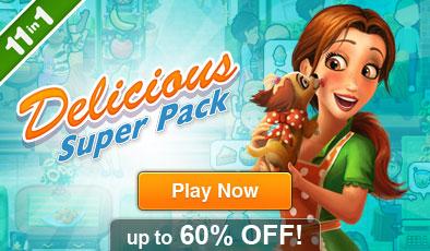 Delicious - Super Pack
