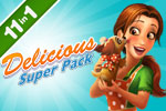 Download Delicious - Super Pack Game