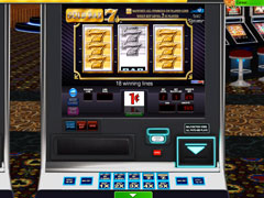 IGT Slots Gold Bar 7's Deluxe thumb 1