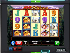 IGT Slots 100 Wolves Deluxe thumb 1