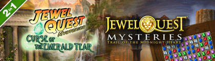 Jewel Quest Mysteries Bundle screenshot
