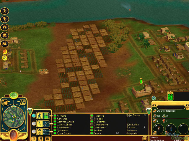 Children of the Nile - Enhanced Edition large screenshot