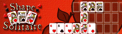 Shape Solitaire screenshot