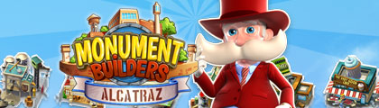 Monument Builders: Alcatraz screenshot