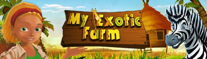 My Exotic Farm screenshot
