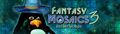 Fantasy Mosaics 3 - Distant Worlds screenshot