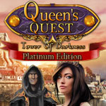 Queen's Quest - Tower of Darkness Platinum Edition