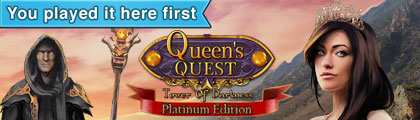 Queen's Quest - Tower of Darkness Platinum Edition screenshot