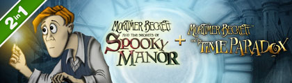 Mortimer Beckett Bundle - 2 in 1 screenshot