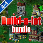 Build-a-lot Bundle - 4 in 1