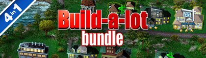 Build-a-lot Bundle - 4 in 1 screenshot