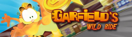Garfield's Wild Ride screenshot