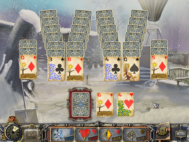Solitaire Mystery Double Pack large screenshot