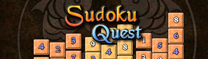 Sudoku Quest screenshot