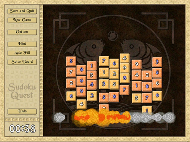 Sudoku Quest large screenshot