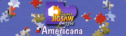 Super Jigsaw Americana screenshot