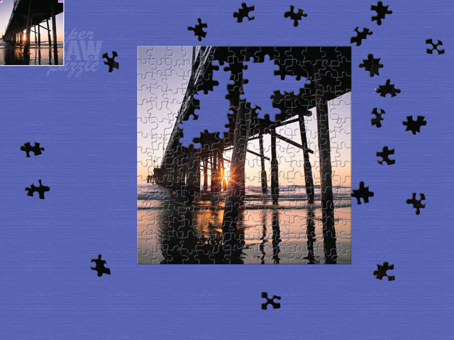 Super Jigsaw Americana large screenshot