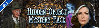 Hidden Object Mystery Pack 4-in-1 screenshot