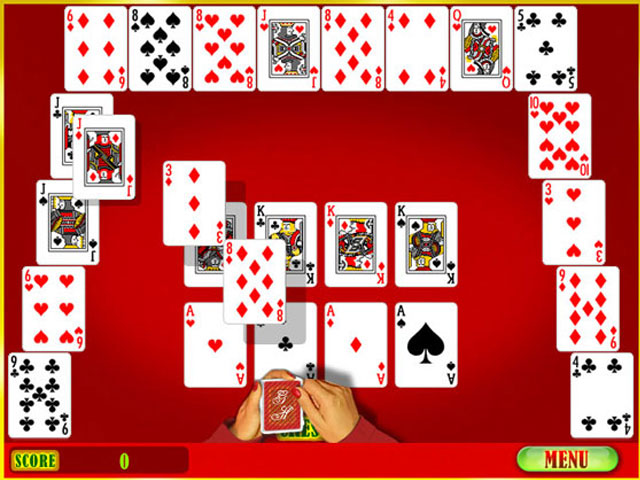 Super GameHouse Solitaire Vol. 1 large screenshot