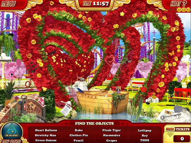The Hidden Object Show Combo Pack large screenshot