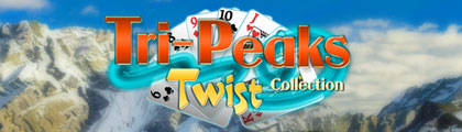 Tri-Peaks Twist Collection screenshot