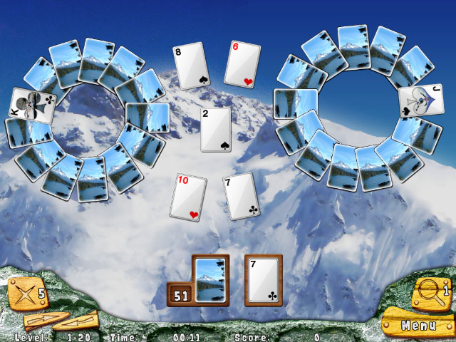 Tri-Peaks Twist Collection large screenshot