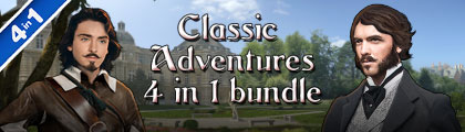 Classic Adventures 4-in-1 Bundle screenshot