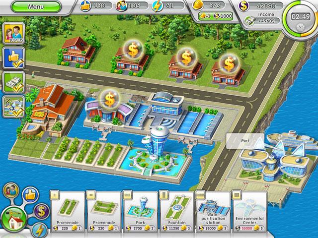 Green City: Go South Screen_1
