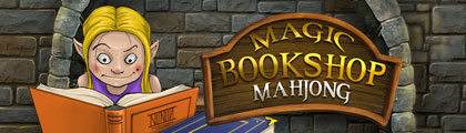 Magic Bookshop: Mahjong screenshot