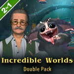 Incredible Worlds Double Pack