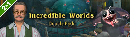 Incredible Worlds Double Pack screenshot