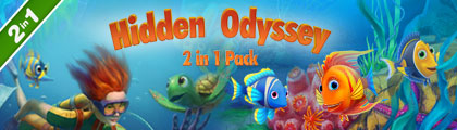 Hidden Odyssey 2 in 1 Pack screenshot