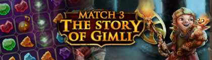 Match 3 - The Story of Gimli screenshot